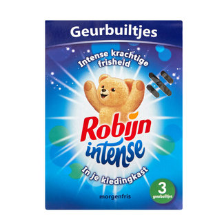 Robijn Intense Geurbuiltjes - 3 zakjes