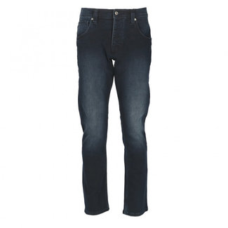 Mustang Jeans Chicago Tapered Donkerblauw
