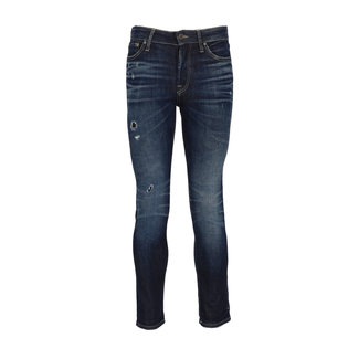 Jack & Jones Jeans Tim Donkerblauw
