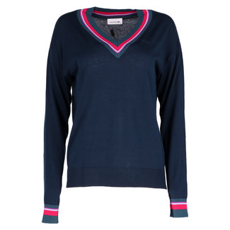 Lacoste Pull Donkerblauw