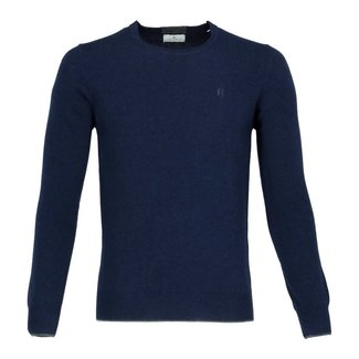 Conte of Florence Pull Donkerblauw