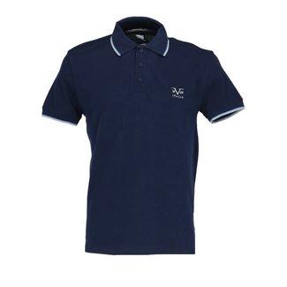 19V69 Italia Polo Donkerblauw