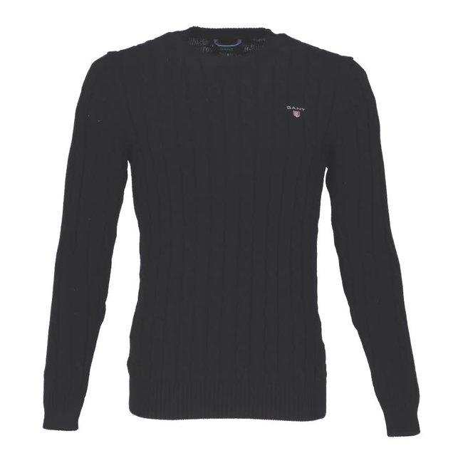 Gant Pull Zwart