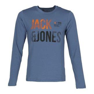 Jack & Jones Longsleeve Blauw