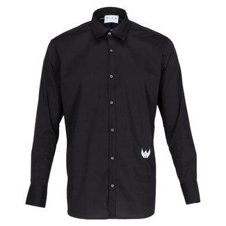 John Richmond Overhemd Zwart