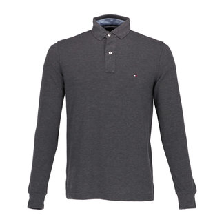 Tommy Hilfiger Polo Antraciet