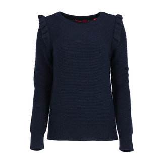 S.Oliver Pull Donkerblauw