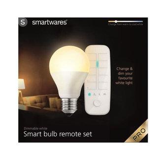 Smartwares Smart bulb met afstandsbediening HW1600R