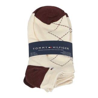 Tommy Hilfiger 3-pack sokken Beige