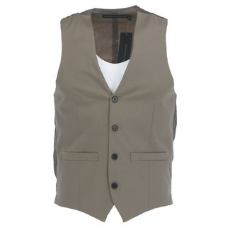 French Connection Gilet Bruin