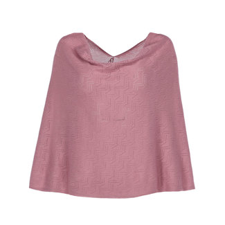 Tom Tailor Poncho Roze