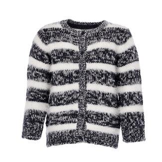 Name It Vest Elisa Donkerblauw/Wit