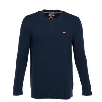Tommy Jeans Trui Donkerblauw