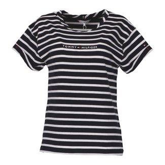 Tommy Hilfiger T-shirt Zwart