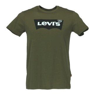Levi's T-shirt Kakigroen