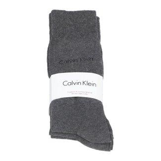 Calvin Klein 3-pack Sokken Antraciet