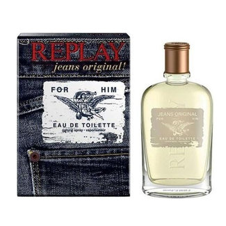 Replay Jeans Original! for Him EDT - 75ml
