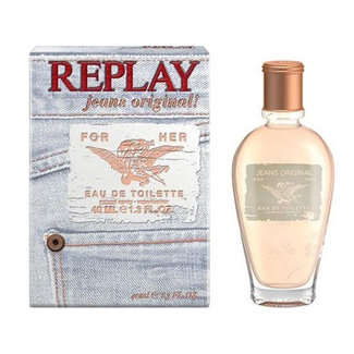 Replay Jeans Original! for Her EDT - 40ml