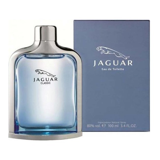 Jaguar Classic Blue EDT - 100ml