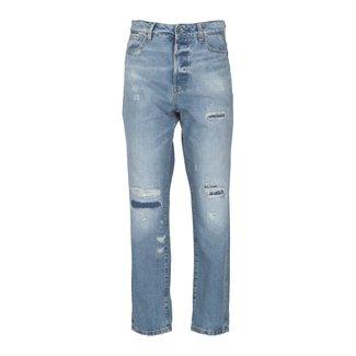 G-Star Jeans Midge Lichtblauw