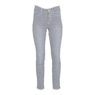 MAC Jeans Angela Wit/Blauw