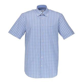 Browns & Brooklane Overhemd Blauw