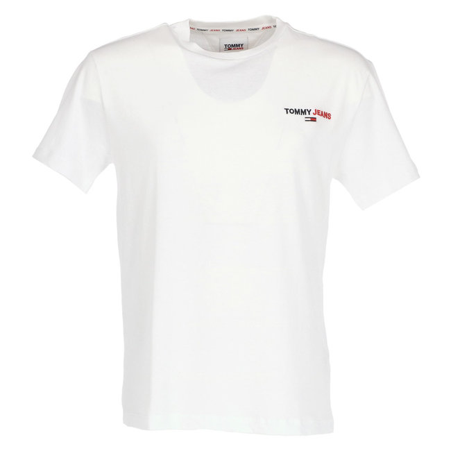 Tommy Jeans T-shirt Wit