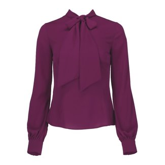 CTN Collection Blouse Paars