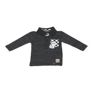 Quapi Kidswear Longsleeve Zwart
