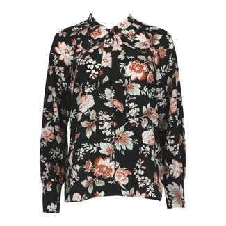 French Connection Blouse Zwart