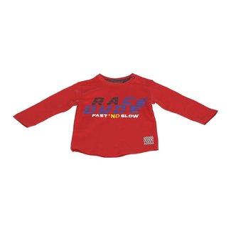 Quapi Kidswear Longsleeve Valke Rood