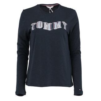 Tommy Hilfiger Longsleeve Donkerblauw