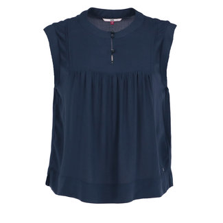 Tommy Jeans Top Donkerblauw