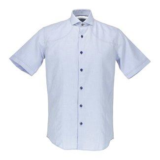 Bogosse Overhemd Blauw