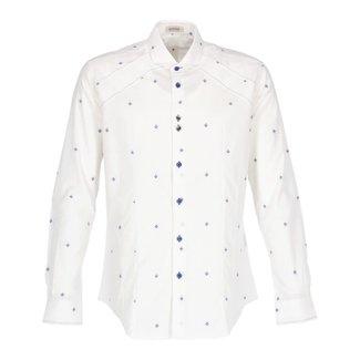 Bogosse Overhemd Owen Wit