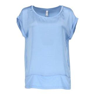 Soyaconcept Shirt Thilde Blauw