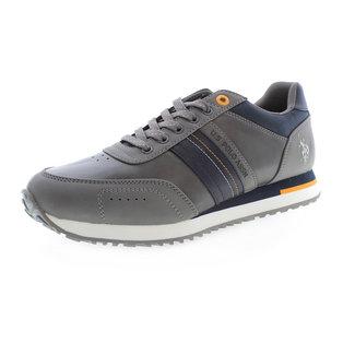 U.S. Polo Assn. Sneakers Jason1 Antraciet