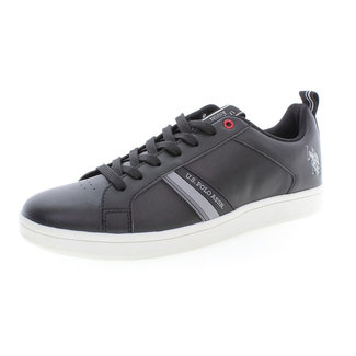 U.S. Polo Assn. Sneakers Grayson1 Zwart