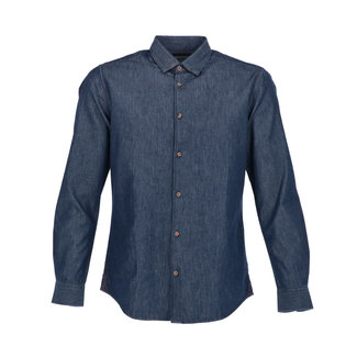 Only & Sons Jeanshemd Donkerblauw