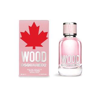Dsquared2 Wood pour Femme EDT - 50ml