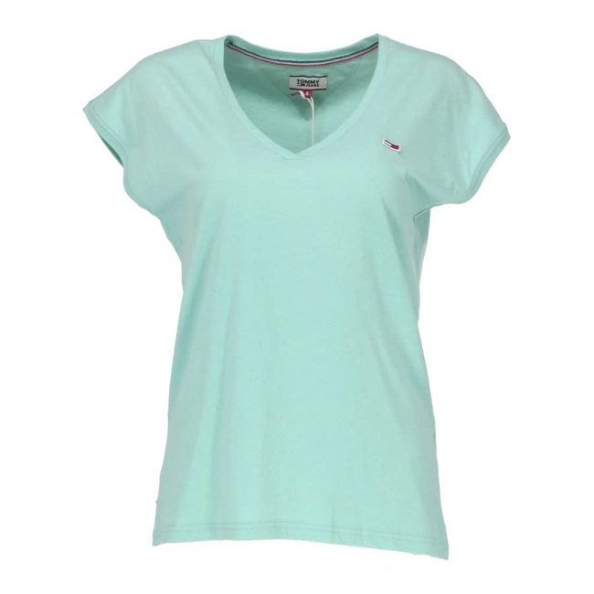Tommy Jeans T-shirt Turquoise