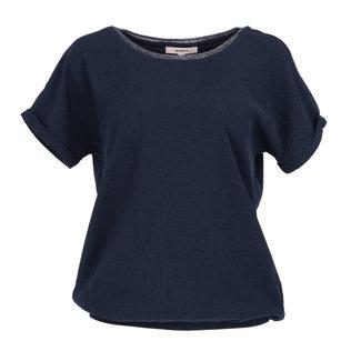 Garcia T-shirt Donkerblauw