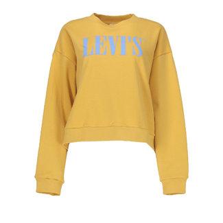 Levi's Sweater Geel