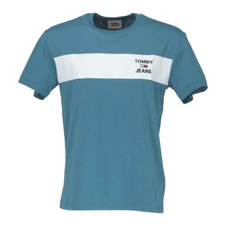 Tommy Jeans T-shirt Blauw