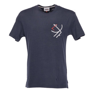 Tommy Jeans T-shirt Donkerblauw