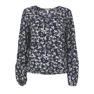 EDC by Esprit Blouse Donkerblauw