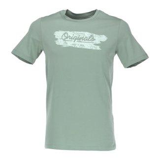 Jack & Jones T-shirt Torino Groen