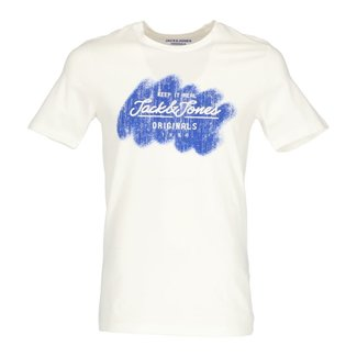 Jack & Jones T-shirt Torino Wit