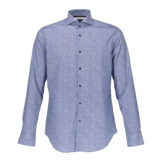 Class International Overhemd Blauw