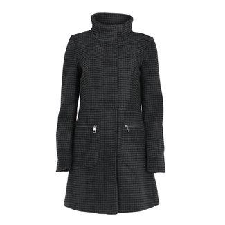 Tom Tailor Mantel Antraciet/Zwart